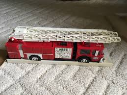 1986 Hess Toy Fire Truck With Bank | EBay Amazoncom Hess Fire Truck With Dual Sound Siren 1989 Toys Games 1972 Rare Toy Gasoline Oil 1996 Hess Emergency Ladder Trucks Truckbank Used Intertional Flatbed With Crane Flatbed For Sale Empty Boxes Store Jackies Matchbox Connectables Cool Unused And 50 Similar Items 2003 Race Cars By The Year Guide Toys Values Descriptions The Worlds Newest Photos Of Hess Trailer Flickr Hive Mind With Ebay