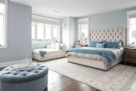 Blue Master Bedroom Entrancing Decorating Ideas Home Interior Design 2017 Decoration