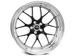 Weld Racing RTS S77 Black Anodized Wheel