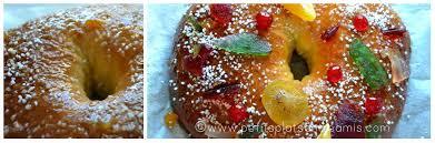 decoration galette des rois gâteau des rois provençal petits plats entre amis
