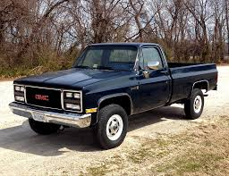 100 Old Gmc Trucks 1986 GMC K2500 SIERRA 34 TON 4WD I Had The Old Truck Ou Flickr