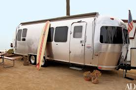 100 Pictures Of Airstream Trailers Inside Matthew McConaugheys Home In Malibu Architectural