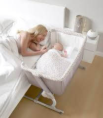 Side Crib Attached To Bed by Babyside Bedside Crib Jane Uk Com