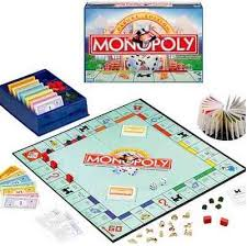 Monopoly Game Printable Coupon