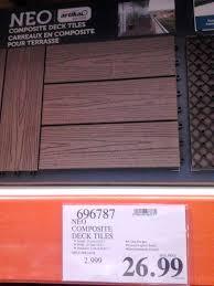 Kontiki Deck Tiles Canada by Deck Tiles Costco Condo Common Areas Pinterest Decking