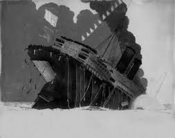 When Did Lusitania Sink by Winsor Mccay Animates The Sinking Of The Lusitania In A Beautiful