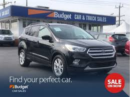 100 Budget Car And Truck Sales 2018 Ford Escape SEL Edition Navigation Radar Assist Leather