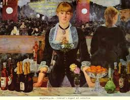 edouard manet the painter of modern the quark in the road