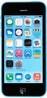 Amazon Apple iPhone 5c Unlocked Cellphone 16GB Blue Cell