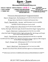 Halloween Things In Mn by 2017 Minneapolis Halloween Bar Crawl Friday Tickets Fri Oct 27
