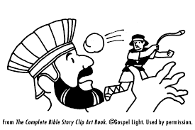 David En Goliat And Goliath Teaching Resources Find This Pin More On Bible Coloring Sheets