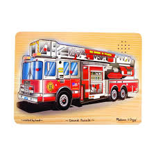 Melissa And Doug Fire Truck Sound Puzzle - 9pc From $11.59 - Nextag Sound Puzzles Melissa Doug 3d Stacking Emergency Vehicles Refighter Truck Melissa And Doug Kids Play Pretend Toys Dillards Around The Fire Station Puzzle R Us Canada Solar System Space Radar Find More And Firetruck Makes Noise For Sale Doug Wooden Fire Games Compare Prices The At John Lewis Partners Disney Baby Mickey Mouse Friends Wooden Truck 100 Pieces Ktpuzz9 Colorful Fish Peg Personalized Miles Kimball Memtes Electric Toy With Lights Sirens Sounds