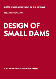federal bureau of reclamation design of small dams