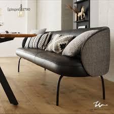 w schillig elegantes dining sofa mehr komfort im esszimmer