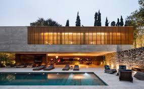 100 Marcio Kogan Plans Ipes House Studio MK27