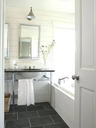 Lovely Bathroom Subway Tile Floor Best Dark Grey Slate Wall Tiles Ideas
