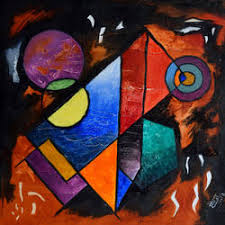 Abstract Paintings Online Buy By Top Indian