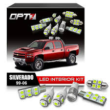 Amazon.com: OPT7 18pc Interior LED Replacement Light Bulbs Package ... 1997 Chevy Silverado Led Headlights Review Buyers Guide Busted Knuckles C1500 Awesome Body Parts Besealthbloginfo Find Used At Usedpartscentralcom Truck Accsories For Sale Performance Aftermarket Jegs Amazoncom 113 Lift Kit Chevrolet 0s15sonoma Cars Trucks Midway U Pull Truck Parts For Sale Chevrolet Ck 1500 Ext Cab 1415 Wb Best Choice Motors Exhaust Diagram Beginners Wiring Bumpers Cluding Freightliner Volvo Peterbilt Kenworth Kw Chevy Silverado 4x4
