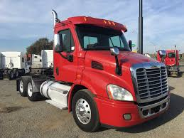 USED 2014 FREIGHTLINER CASCADIA 113 DAYCAB FOR SALE IN CA #1231