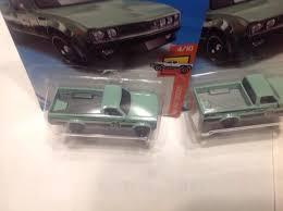 100 Hot Trucks Wheels 2018 Green Datsun 620 Truck Very Rare