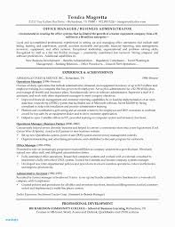 Examples For A Resume Teacher Example Best Fresh 0d