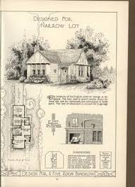 The Retro Home Plans by Lake Shore Lumber Coal House Plans House