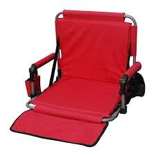 northwest territory padded stadium chair red football pinterest