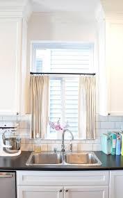 Kitchen Curtain Ideas Pinterest by Best Drapes For Kitchen Window Best 25 Kitchen Curtains Ideas On