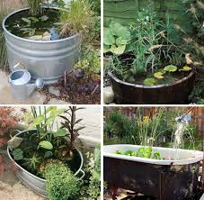 Aquascape Patio Pond Australia by Before Summer Rolls Around Why Not Create A Container Pond You