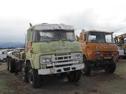 100 Old Nissan Trucks Diesel Trucks A Couple Of Old S Dating From