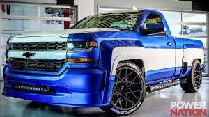 100 Powerblock Trucks A Silverado Transformed Into A Muscle Truck