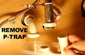 how to clean a stinky sink drain home repair tutor