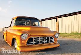 1955 Chevy Pickup - McHenry's Golden Nugget Photo & Image Gallery 1955 Chevrolet Pickup For Sale On Classiccarscom Chevy Truck Chevy Truck Front Three Quarter Vintage For With A Lsx V8 Engine Swap Depot Metalworks Classic Auto Restoration 55 Stepside Chopped Bowtie Pinterest Pickups Outrageous Hot Rod Network Old Photos Collection A Pastakingly Restored 3100 Is On Display At Rk Motors