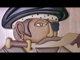 intarsia woodworking youtube