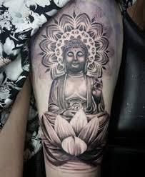 60 Inspirational Buddha Tattoo Ideas