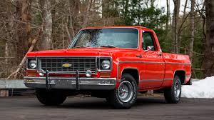 100 Cheyenne Trucks 1974 Chevrolet Super Pickup S201 Indy 2018