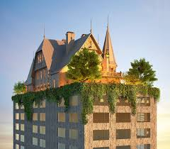 100 Information On Philippe Starck Wants To Build A Phantasmagoric Hotel In Metz