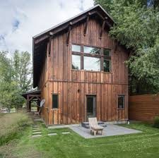 100 Modern Mountain Cabin A Modern Mountain Retreat Hits The Market For 13 M In Wyoming