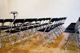 Folding Chairs Lined Up In Conference Room - Stock Photo - Dissolve Chair With Tablemeeting Room Mesh Folding Wheels Scale 11 Nomad 12 Conference Table Wayfair Row Of Chairs In The Stock Photo Image Of Carl Hansen Sn Mk99200 By Mogens Koch 1932 Body Builder 18w X 60l 5 Ft Seminar Traing Plastic Tables Centre Office Cc0 Classroomoffice Chairs Lined Up In Empty Conference Room Slimstacking And Lking For Meeting Ton Rows Red Picture Pp Mesh Back Massage Folding Traing Chair Padded