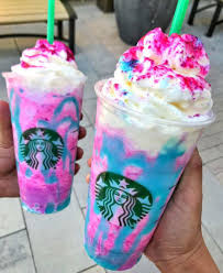 Behold The Unicorn Frappuccino Starbucks New Limited Edition Flavor Available April 19 23