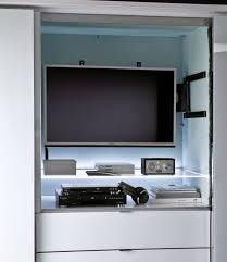 staud media kleiderschrank mit tv fach glas viele farben
