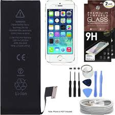 iPhone 5 Replacement Battery Kit Cell Phone DIY