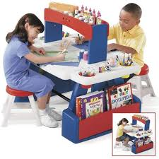 Step2 Deluxe Art Master Desk by An Art Desk For Piglet And A Rainbow Loom For Snubnose Paperblog