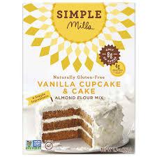 Vanilla Cupcake Cake Mix