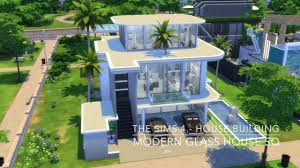 100 Glass Modern Houses The Sims 4 House Building House SQ
