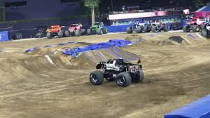 100 Monster Truck Show San Diego Jam 2018 THE BLACK PEARL MONSTER TRUCK Freestyle