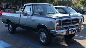 100 First Dodge Truck Just Bought My First 4x4 All Original 1987 W250 Power Ram