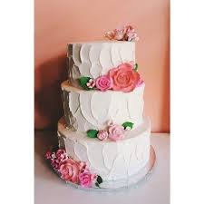 Textured Wedding Cake By 2tarts Bakery New Braunfels Texas