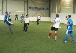 du foot 5x5 cheez set et match de mions les pro du foot indoor