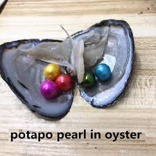 100 Where Is Dhgate Located 2019 Wholesale 2018 New Rainbow 9 11mm Potapo Pearl In Freshwater